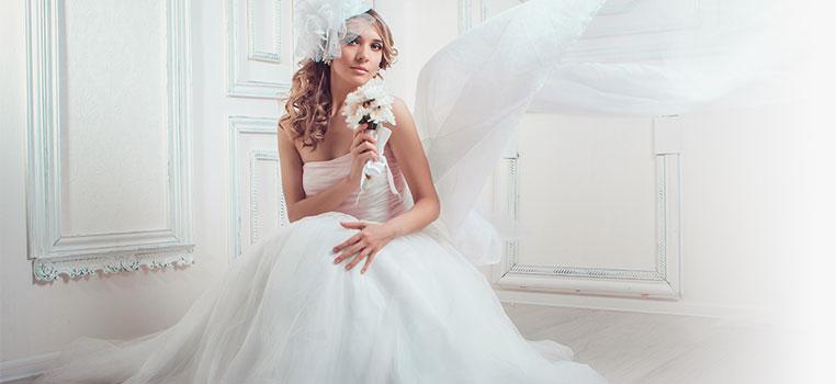 Brautkleider reinigen